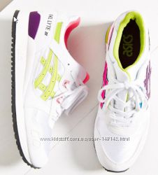 Кожаные  кроссовки ASICS GEL-Lyte III Sneakers Асикс 26см Оригинал США
