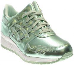 Кожаные  кроссовки ASICS GEL-Lyte III Sneakers Асикс 25, 5-26см Оригинал США
