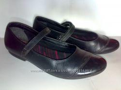 Туфли Bootleg Clarks, ст. 24, 5 см