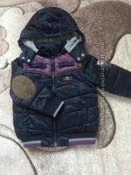 Куртка Chicco Denim, 3-4 роки