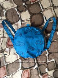 Дощовик-рюкзак, 3-4 роки