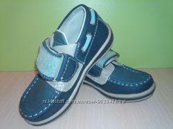 Туфельки-мокасины