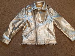 Продам куртку из кожзама фирмы Zavs kids