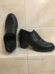 Туфли полуботинки Карло Пазолини 38 размер 24, 5 см