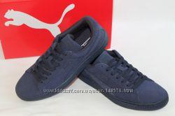 Замшевые кроссовки фирма PUMA, европейск-36, по стельке-23, 4 см