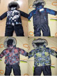 Зима 2019-2020 Акция Качественные зимние костюмы-комбинезоны для мальчиков