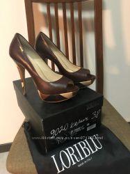Туфли Loriblu оригинал Италия натур кожа Новая коллекция Будьте стильными