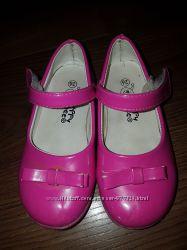 Лаковые туфельки  Happy Bee 26 размер