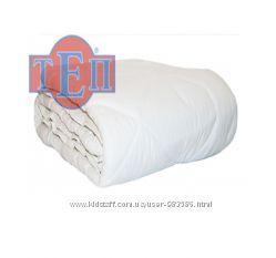 Одеяла ТМ ТЕП  бамбук, алое вера, лебяжий пух, овечья шерсть