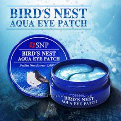 Патчи для глаз Snp bird&acutes nest, 60шт.