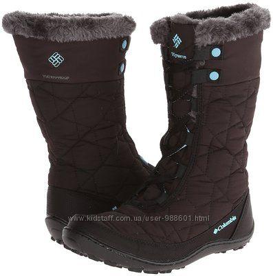 Сапоги зимние columbia minx mid ii wp snow boot omni-heat