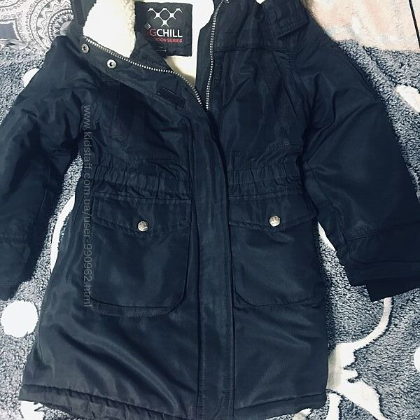 Big chill зимняя куртка
