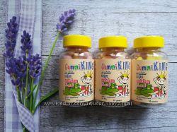 Gummi King, Кальцій з вітаміном D для дітей