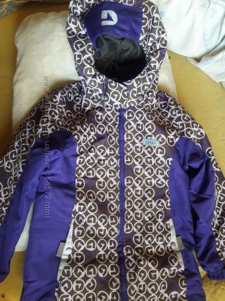 Термо куртка на девочку Lassie by Reima размер 122