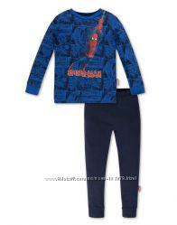 Хлопковая пижама Spider Man с немецкого сайта C&A, р-ры 98-104 и 110-116