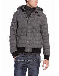 Коттоновая куртка с утеплителем из Германии с сайта C&A, р-р M