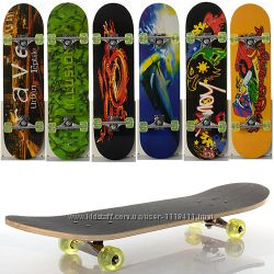 Скейт подростковый MS 0321-1