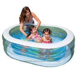 Бассейн детский надувной 57482 Intex