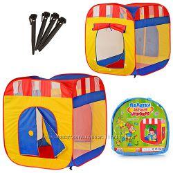Палатка детская М 1421, М 1422, М 1401 Play Smart