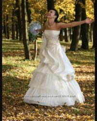 Оригинальное Свадебное платье Papilio Яна