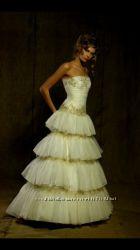 Оригинальное свадебное платье Papilio Флирт