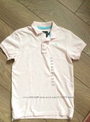 Продам футболку-поло фирмы h&m на рост 134-140 см