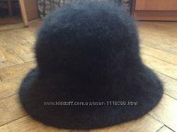 Ангорова шляпка. Форма 56919b9d4b49a