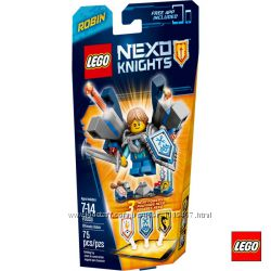 Lego Nexo 70333 Робин Абсолютная сила