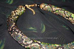 Изготовлю бисерные украшения на заказ