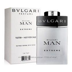 Bvlgari Man Extreme edt 100 ml тестер оригинал