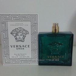 Versace Eros edt 100 ml tester оригинал