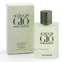 Armani Acqua Di Gio Pour Homme edt 100 ml tester оригинал