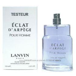 Lanvin Eclat d&acuteArpege Pour Homme edt 100 ml тестер оригинал