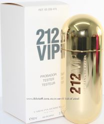 Carolina Herrera 212 VIP edp 80 ml тестер оригинал