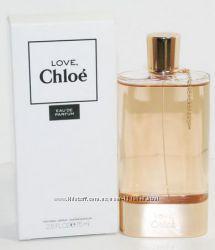 Chloe Love edp 75 ml тестер оригинал без крышки
