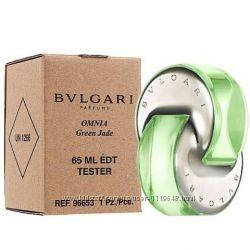 Bvlgari Omnia Green Jade edt 65 ml тестер оригинал
