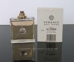 Versace by Versace edp 100 ml тестер оригинал