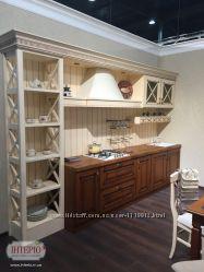 Кухня массив LisMaster Премьера комбинированная -40