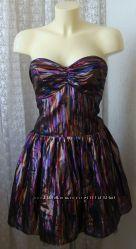 Платье нарядное вечернее клубное яркое Miss Selfridge р. 50 5424