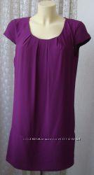 Платье женское летнее элегантное мини H&M р. 46 6405