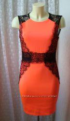 Платье модное кружево Sisters Point р. 46-48 6794