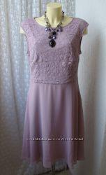 Платье летнее кружевное Esprit р. 52 7019