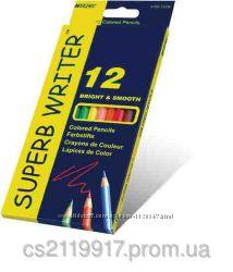 Мягкие цветные карандаши Марко 6, 12, 18, 24, 36, 48 Marco SuperB, Raffine