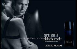 Armani Armani Code Туалетная вода тестер без крышечки 125 ml