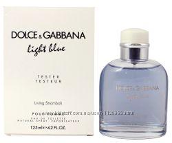 Dolce&Gabbana Light Blue pour Homme tester 125 ml