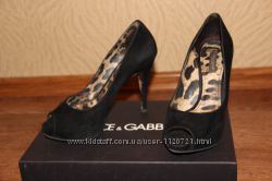 Dolce&Gabbana туфли классика первая линия