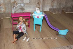 Барби ветеринар Оригинал набор