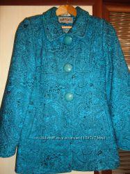 Нарядное кашемировое пальто