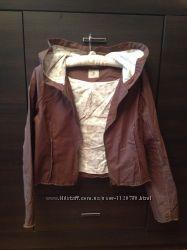 Легкая укороченная куртка пиджак