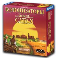 Настольная игра Колонизаторы, бесплатно по Киеву, скидки